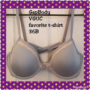 GAP body 36B bra